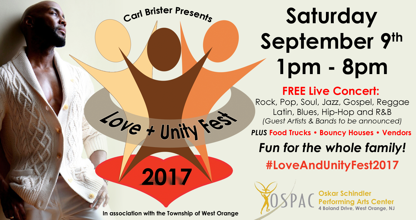Love+Unity Fest 2017